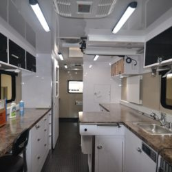 interior nearly finished